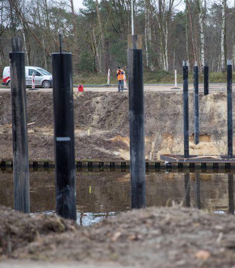 Ingestorte fietsbrug bij Best krijgt na dik twee jaar een 'opvolger'
