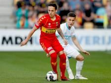 GA Eagles wint van Jong PSV en verzekert zich van halve finales play-offs
