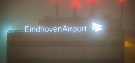 Code geel voor lokale gladheid en zeer dichte mist, vertraging Eindhoven Airport