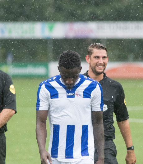 Frank Wiafe over situatie FC Lienden: 'Het doet me wel wat'