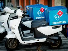 Overval op Domino's Pizza in Waddinxveen