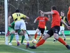 Met Richonell Margareth houdt Jong Vitesse ook Katwijk op 1-1