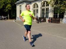 Bart De Wever helemaal in zijn eentje onderweg voor 'virtuele' Antwerpse marathon