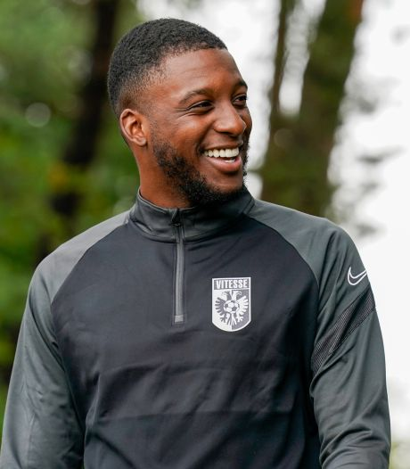 Nieuw seizoen Vitesse: Riechedly Bazoer wil afrekenen met het verleden