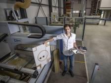 Albergse interieurbouwer (30) begint in coronacrisis een bedrijf: 'Ik wil aan de slag!'