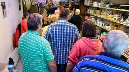 """Lebbeke Bant Armoede verhuist voedselbedeling: """"We hadden meer ruimte nodig"""""""