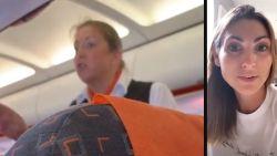 """Realityster probeert """"muggenziftende"""" stewardess aan de schandpaal te nagelen maar dat pakt verkeerd uit"""