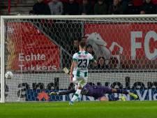 Hrustic laat tegen Twente na om Groningen de winst te bezorgen in matig duel