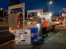 Oude bestelbus op diesel vanaf volgende week niet meer welkom in Arnhem, borden geplaatst