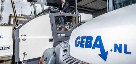 Geba wil het schoonste 'vieze bedrijf' van Nederland zijn