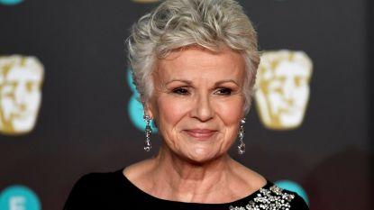 Dame Julie Walters genezen van darmkanker