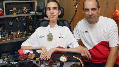 Nog vrijwilligers gezocht voor memorial voor overleden Paralympiër Kenneth Verwimp