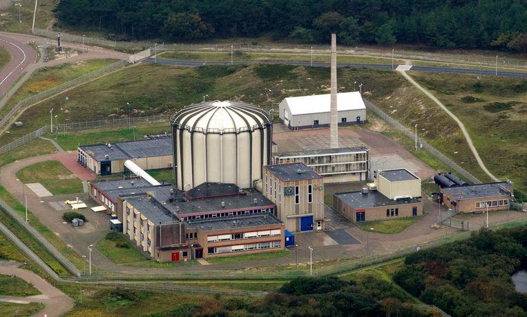 Oude reactor in Petten.  Beeld ANP