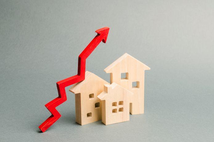 De huren zijn voor veel bewoners omhoog gegaan deze zomer, waardoor een grotere hap uit hun inkomen naar wonen gaat.
