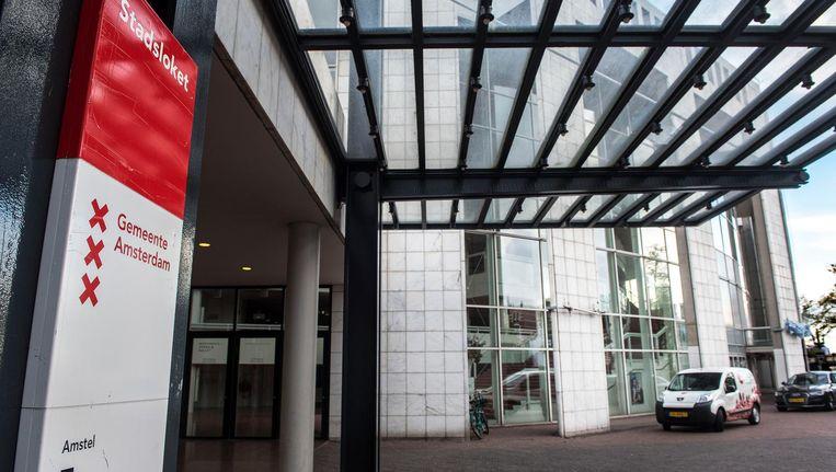 Een aantal van de partijen heeft landelijk de gemoederen al flink opgeschud, nu staan zij aan de poort van het Amsterdamse stadhuis Beeld anp