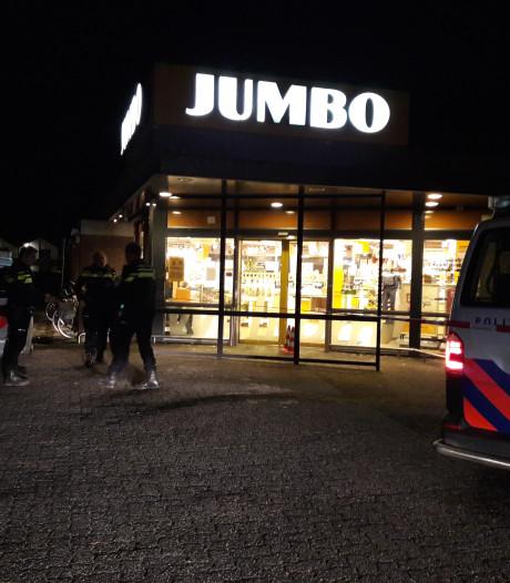Politie: Overvallers Jumbo zijn waarschijnlijk jongeren