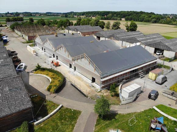 Glabbeek wil het gemeentelijk domein asbestvrij maken