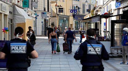 Franse politie schiet aanvaller met mes dood