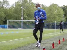 """Todibo positif au Covid-19 mais """"pas en contact avec l'équipe"""""""