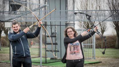 Ook mensen met beperking kunnen leren boogschieten