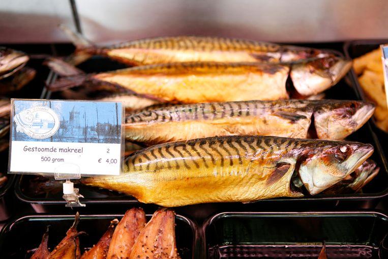 De prijzen voor vlees en vis stegen het sterkste ten opzichte van mei vorig jaar, met bijna 5 procent. Beeld Jörgen Caris