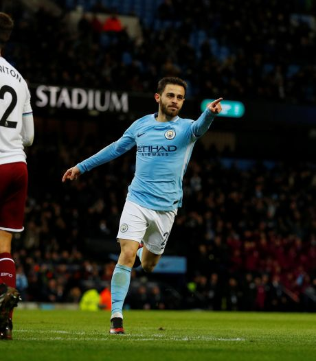 Machine van City dendert ook door in FA Cup