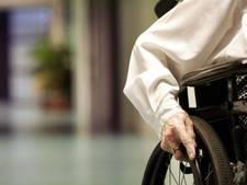 Ook rolstoelers mee in Rode Kruistocht