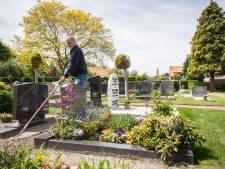 Weekend van de begraafplaats 'leeft' nog niet in West-Brabant