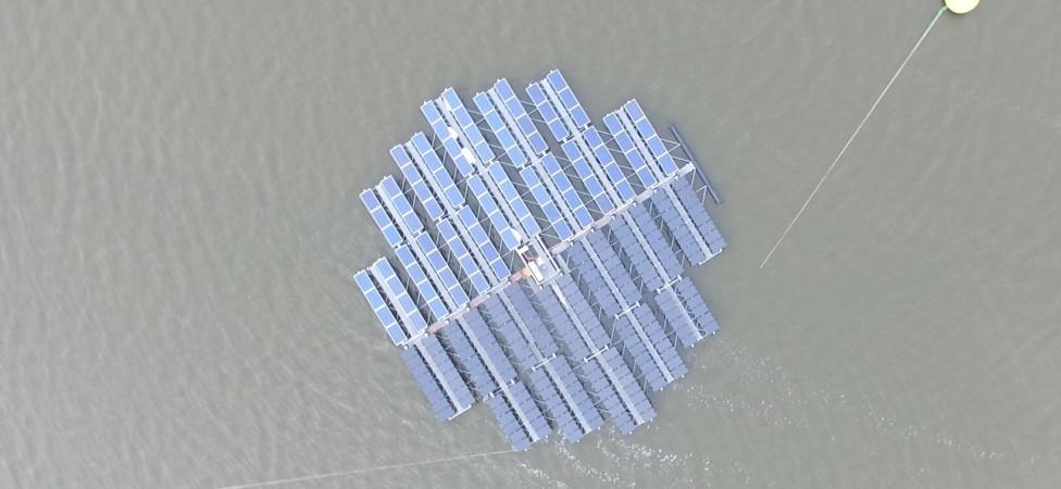 Drijvende zonnepanelen wekken de meeste stroom op - alleen jammer van dat subsidiefoutje