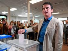 Manuel Valls loin derrière à Barcelone