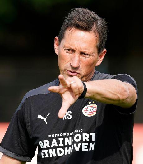 Schmidt: 'We proberen PSV'ers vrijer te laten denken'