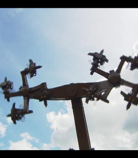Duits pretpark sluit 'Holocoaster': draaiende hakenkruizen vallen niet in de smaak