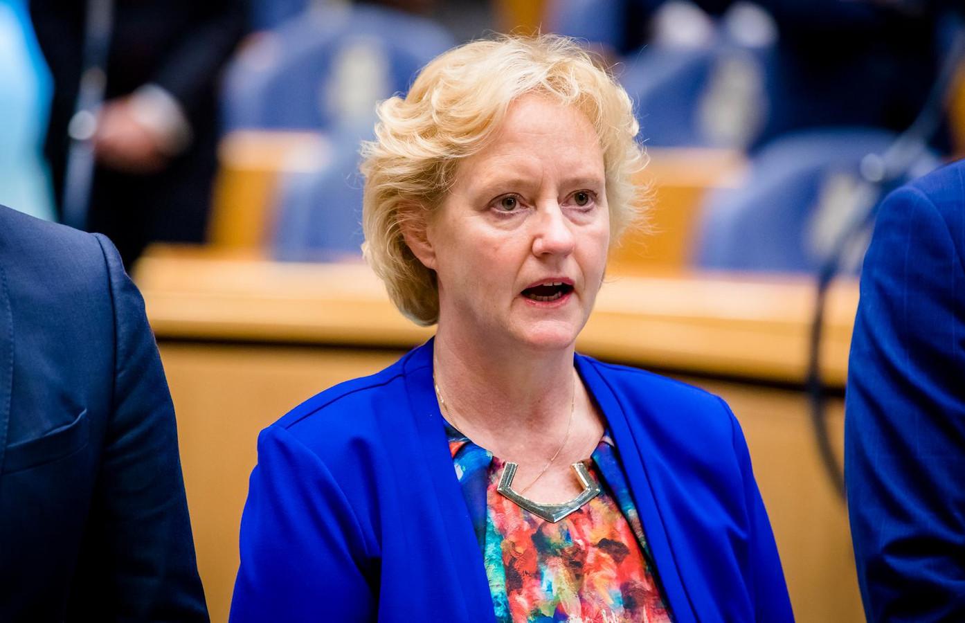 VVD-Kamerlid Antoinette Laan