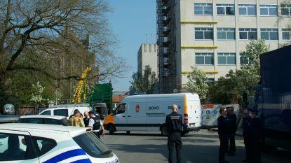 3.500 studenten geëvacueerd door verdacht pakket in Gent: het blijkt om lege koffer te gaan