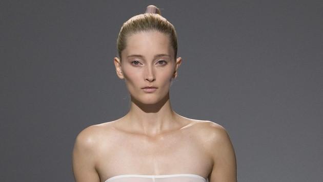 Modellen in het naakt