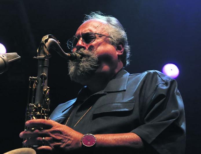 Archief: Jazzsaxofonist Joe Lovano.