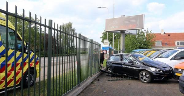 Vrouw gewond bij eenzijdig ongeval in Velddriel.