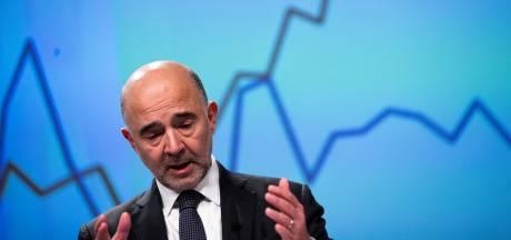 La Commission donne un sévère avertissement à la Belgique sur son budget