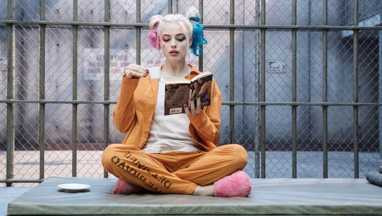 Margot Robbie als Harley Quinn in 'Suicide Squad'.