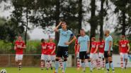 STAGES. Blamage voor slap Club tegen AZ - Antwerp én Standard spelen gelijk - Cercle verliest galamatch tegen Monaco
