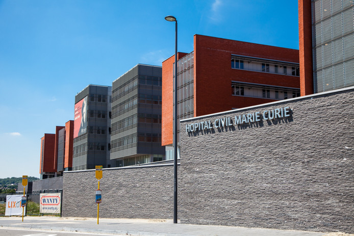 Hôpital Civil Marie Curie CHU de Lodelinsart (Charleroi)