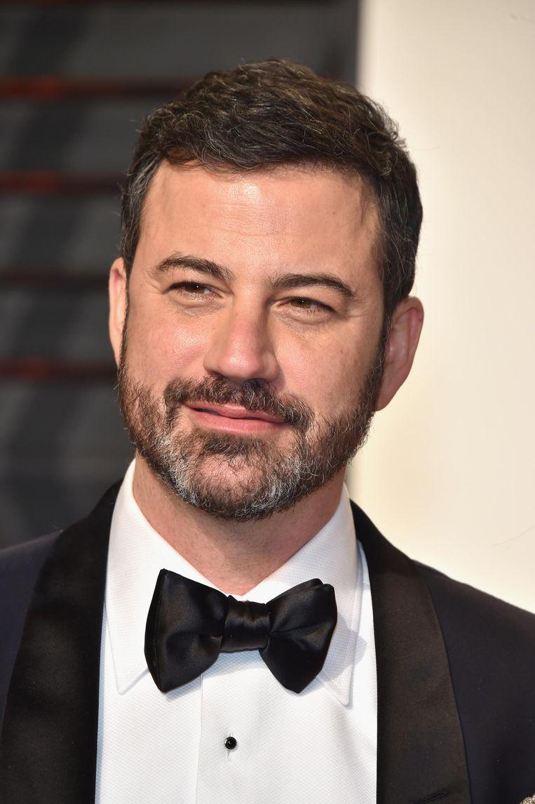 Jimmy Kimmel. Beeld getty