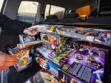 Mogen we nog met de auto naar Duitsland om vuurwerk te kopen?