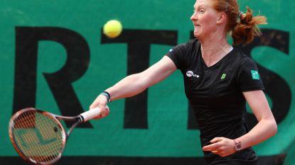"""Alison Van Uytvanck strandt in eerste ronde Australian Open: """"Het was niet goed genoeg"""""""