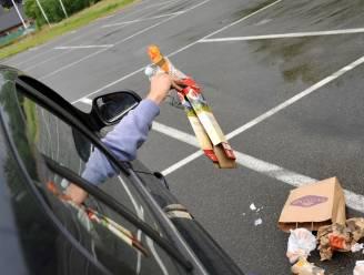 Betrapte sluikstorter riskeert boete tot 1.000 euro
