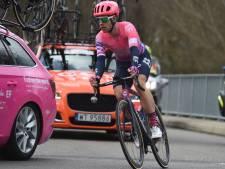 Langeveld (35) plakt er nog een jaartje aan vast bij EF Pro Cycling