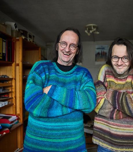 Eindelijk erkenning: Laurenspenning voor Amazing Stroopwafel Wim Kerkhof