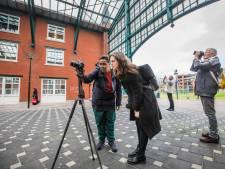 Zoekend door een camera de nieuwbouw van Den Haag meer waarderen