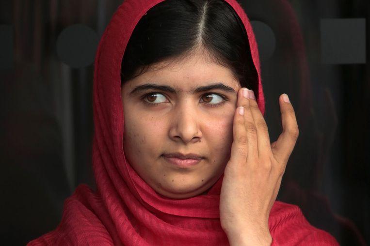 De Pakistaanse activiste Malala Yousafzai. Beeld getty