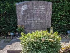 Actie voor behoud graf van 'Gekke Eddie' bij NH kerk in Groesbeek